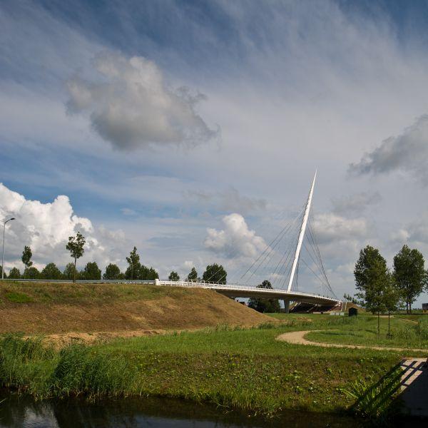 3 Bridges 5/5, Hoofdvaart, Haarlemmermeer