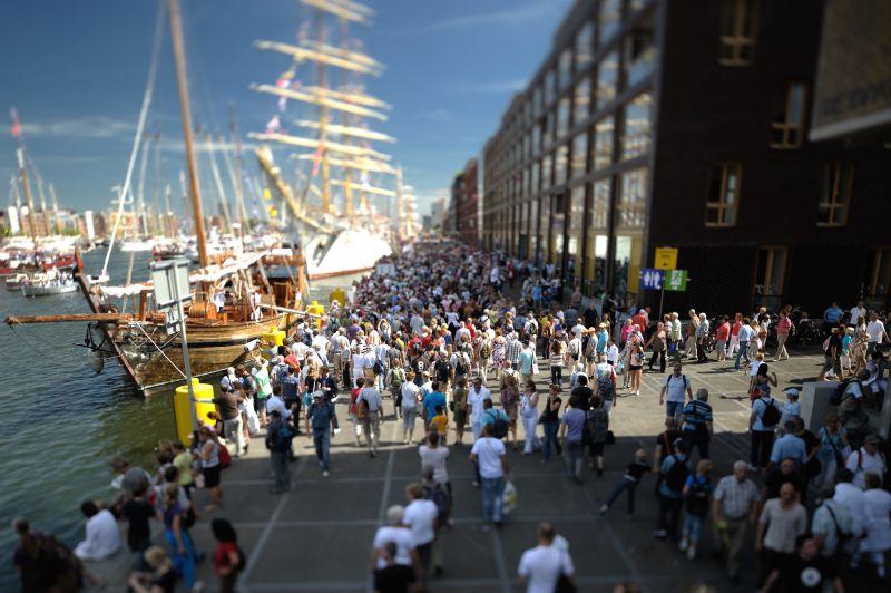 Sail Amsterdam 2010, Amsterdam