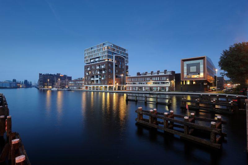 Droste max euweplein Dantuma Cityscape, Haarlem