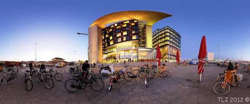 Bibliotheek ODE, Amsterdam