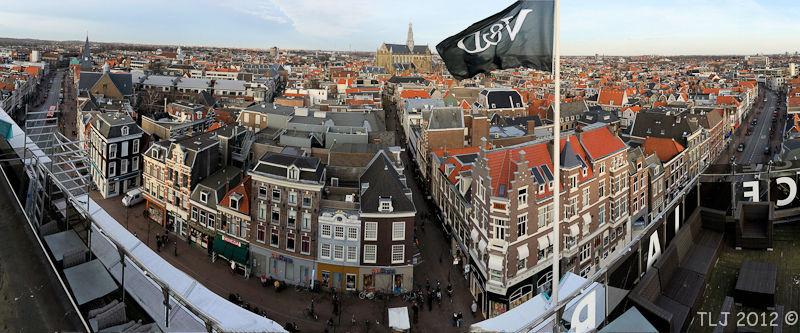 Haarlem Cityscape, V&D Haarlem