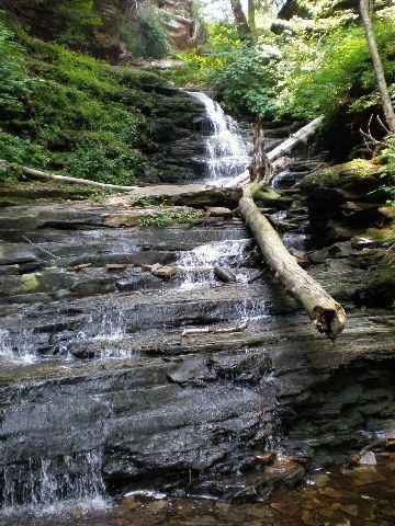 Waterfall in PA!