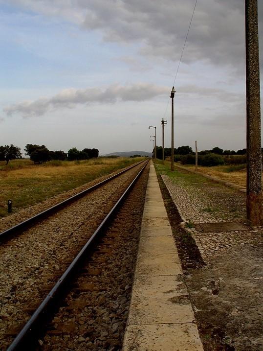 A caminho de Évora