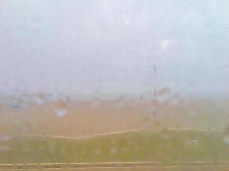 Raining aleppy