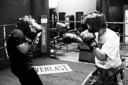 Sparring #2