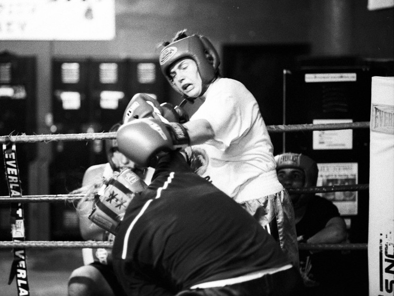 Sparring #3