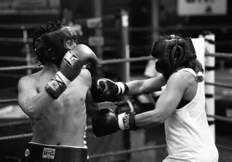 Sparring #4
