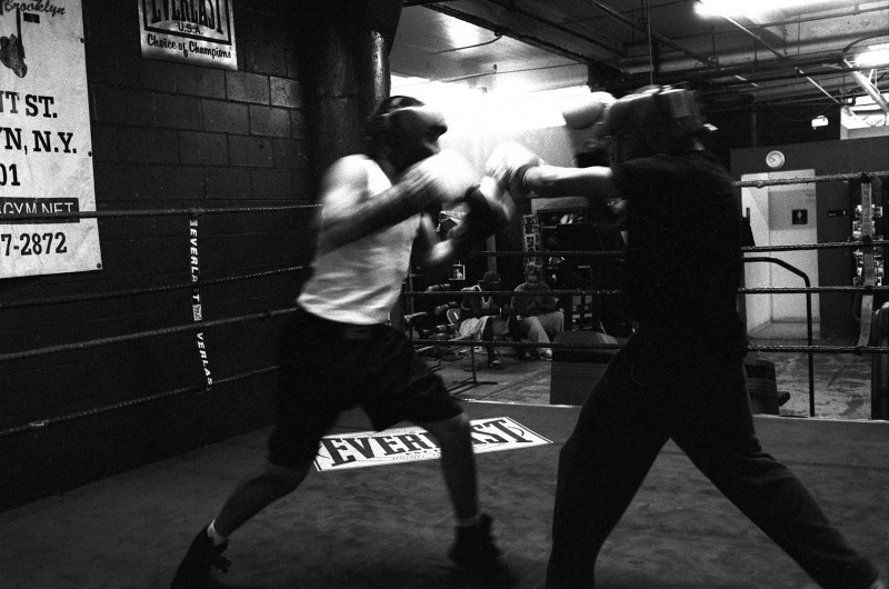 Sparring #6