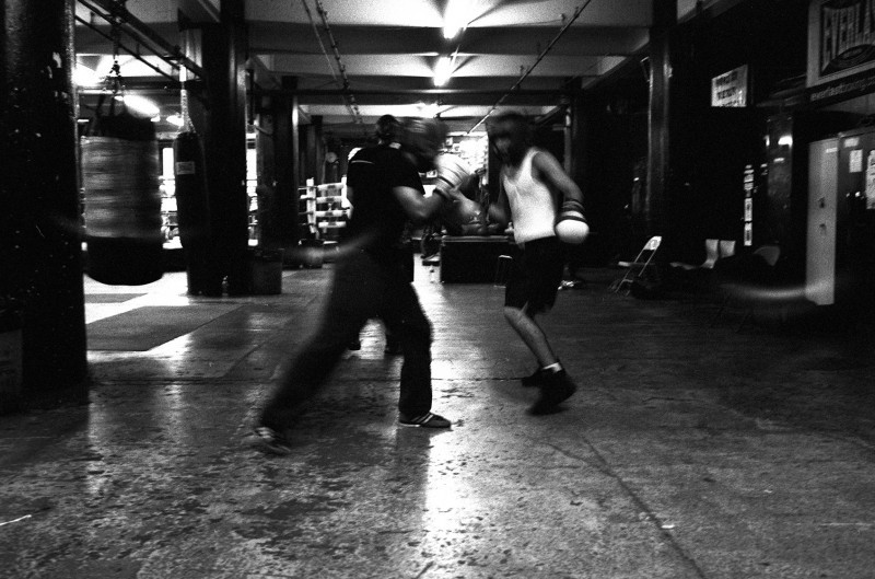 Sparring #7