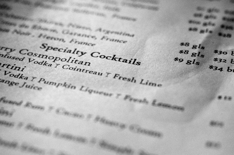 speciality drinks #2