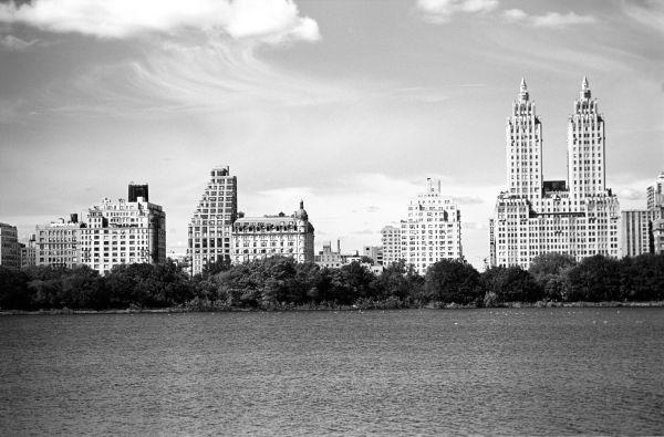 reservoir skyline