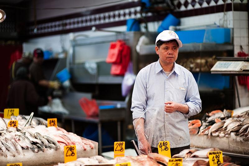 chinatown fish market
