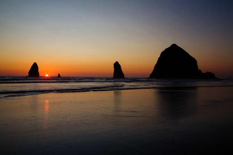 Cannon Beach / Haystack Rock