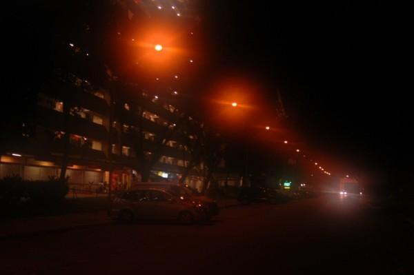 Toa Payoh North at night
