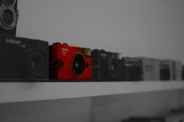 Red konica Pop