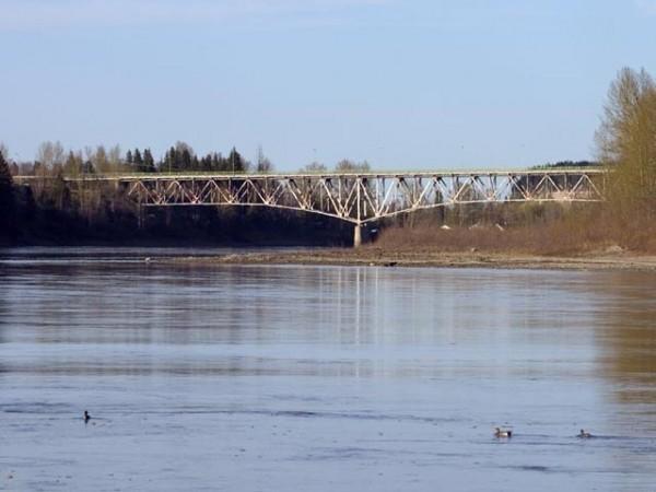 Simon Fraser Bridge