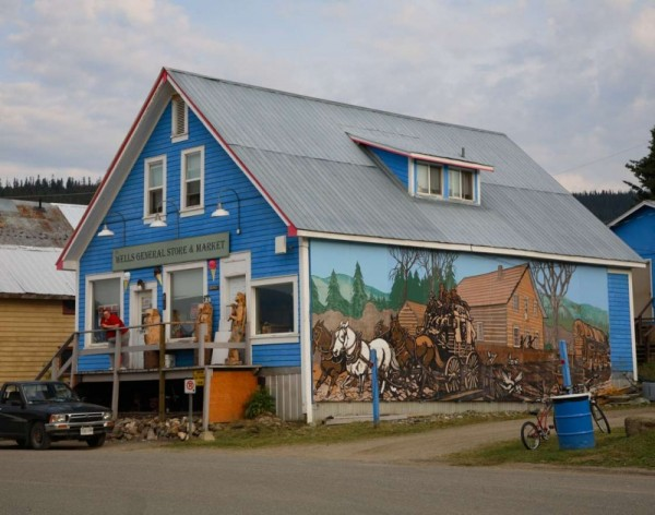 Wells General Store and Market