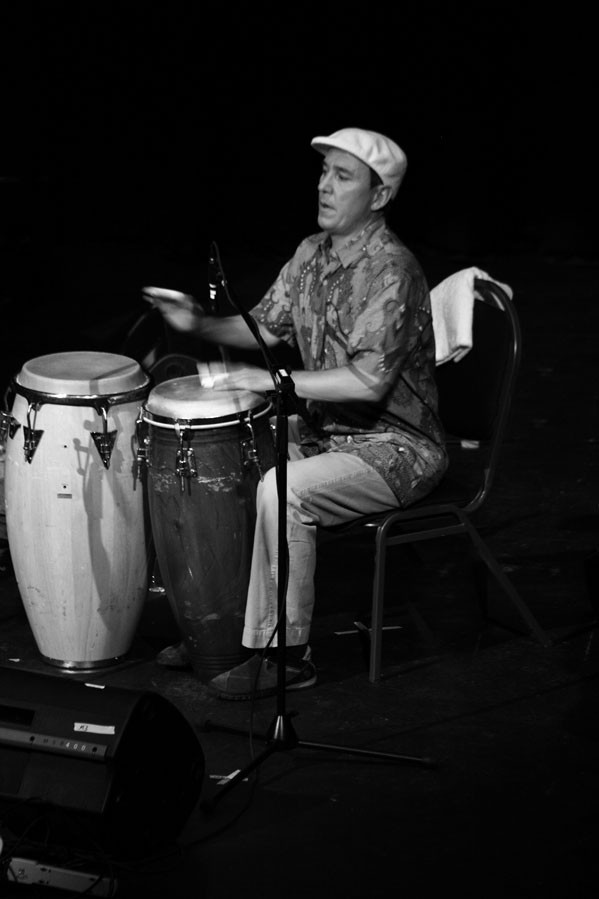 Hot Cuban Music on a Cold Winter's Night