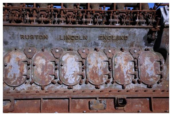 Ruston Lincoln England