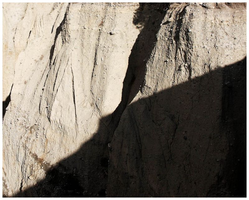 Cliff With Diagonal