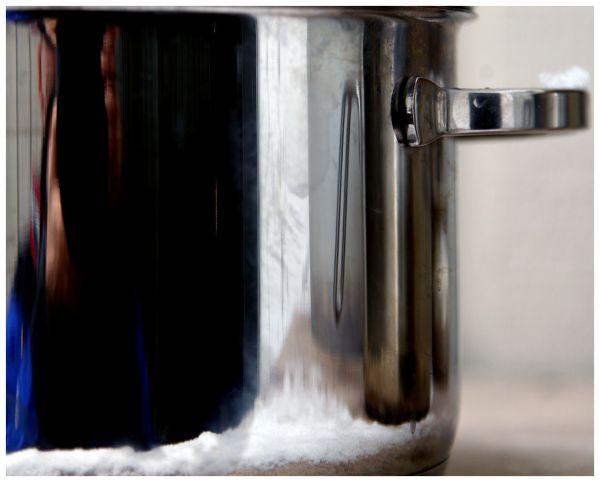 Soup Pot Self-portrait