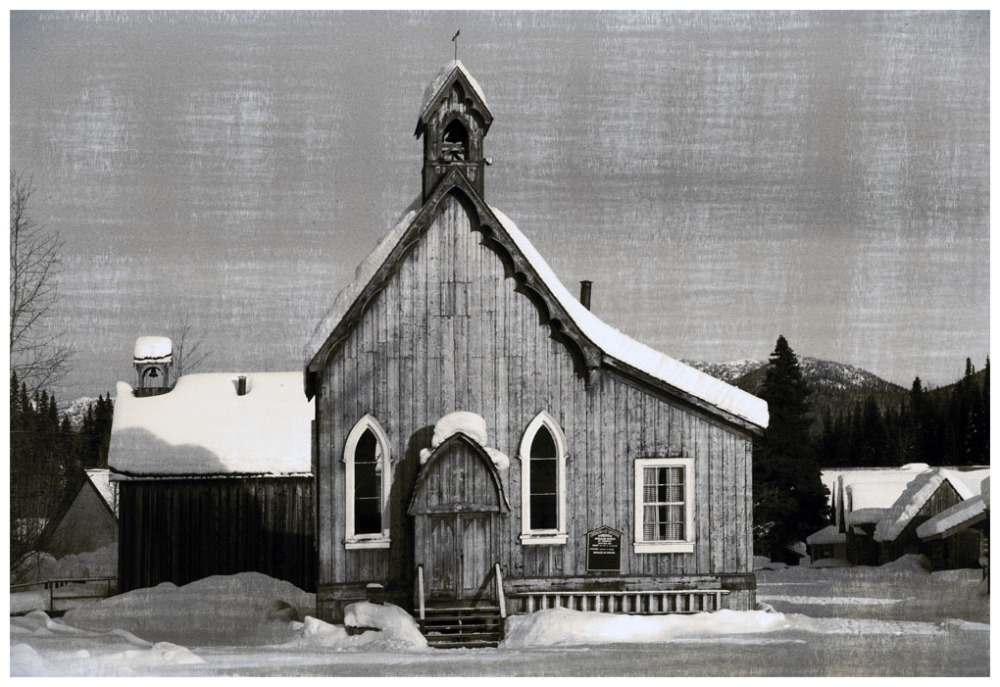 Barkerville Church
