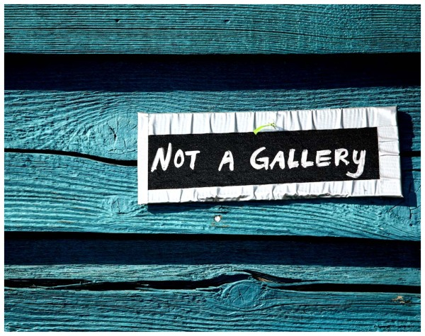 Not A Gallery