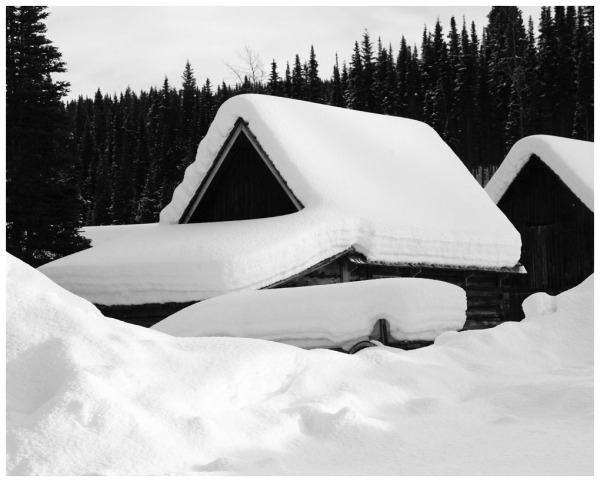 Barkerville Winter