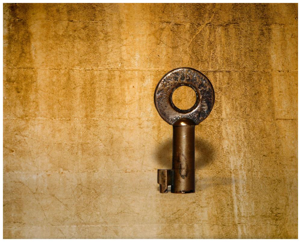Railway Switch Key
