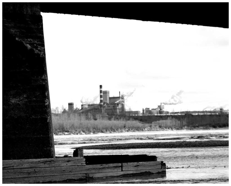 There Is Nothing Like The Smell Of A Pulp Mill