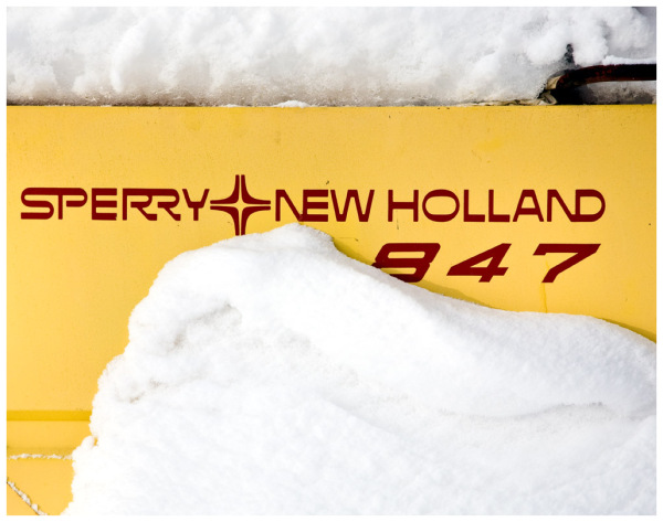 Sperry New Holland