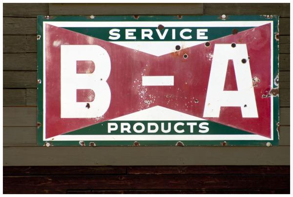 B - A