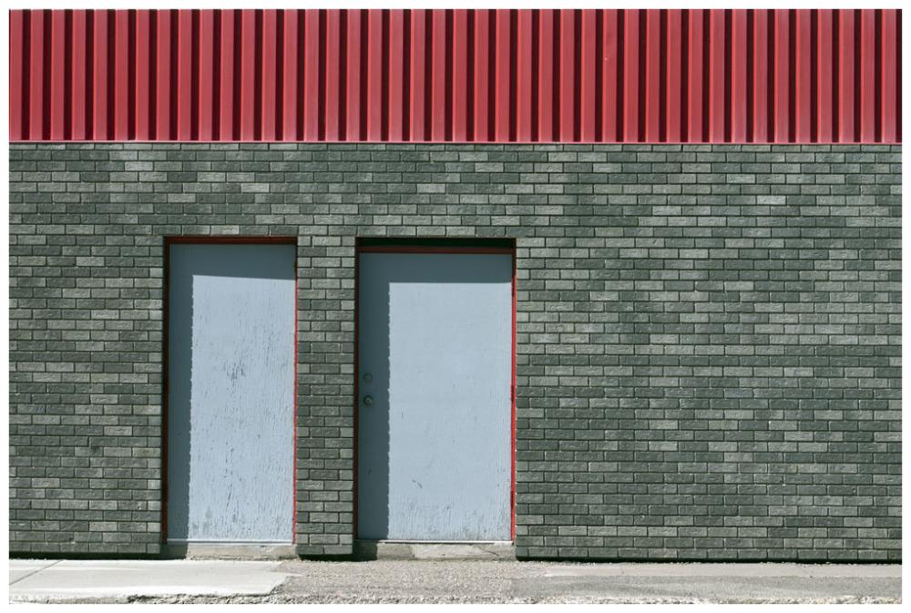 Door #1 or Door #2