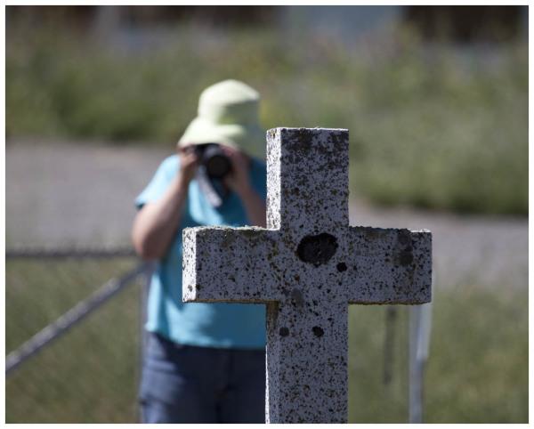 St. Joseph's Mission Graveyard