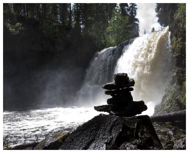 Moffatt Falls