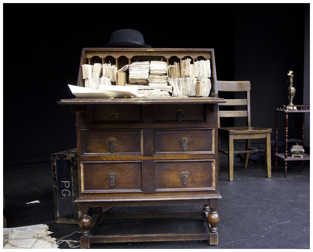 """Part Of The Set for """"The Woman In Black"""""""