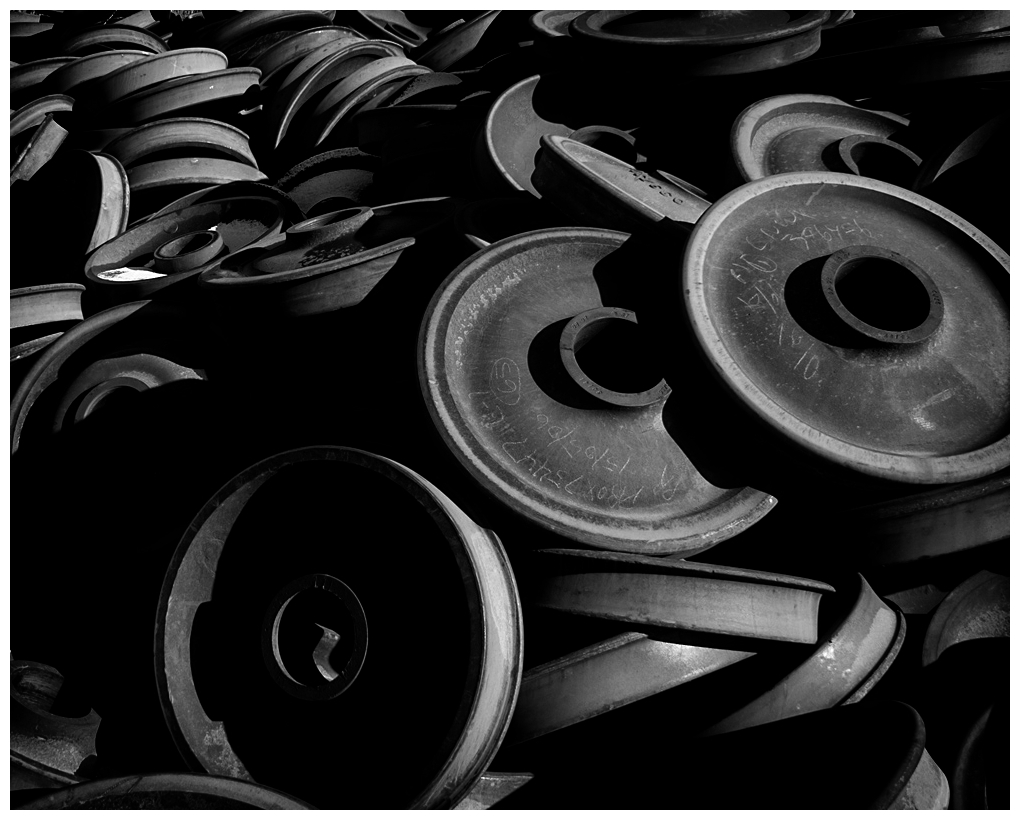 Freight Car Wheels