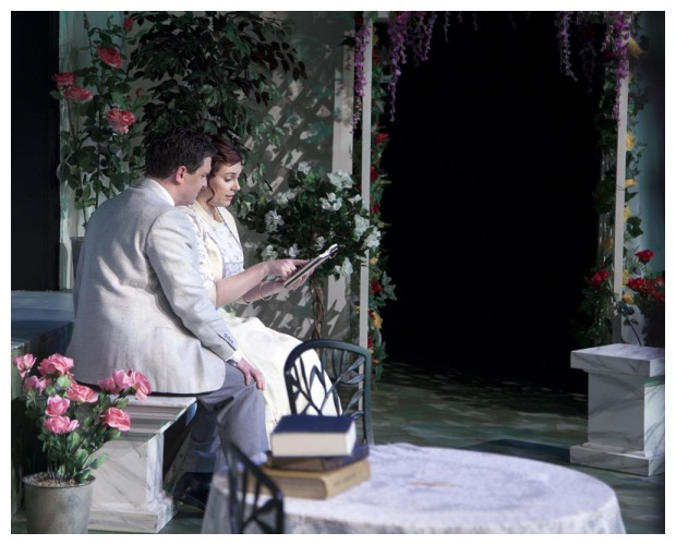The Importance of Being Earnest (from the wings)