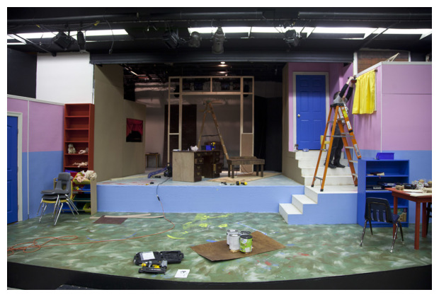 Set Under Construction