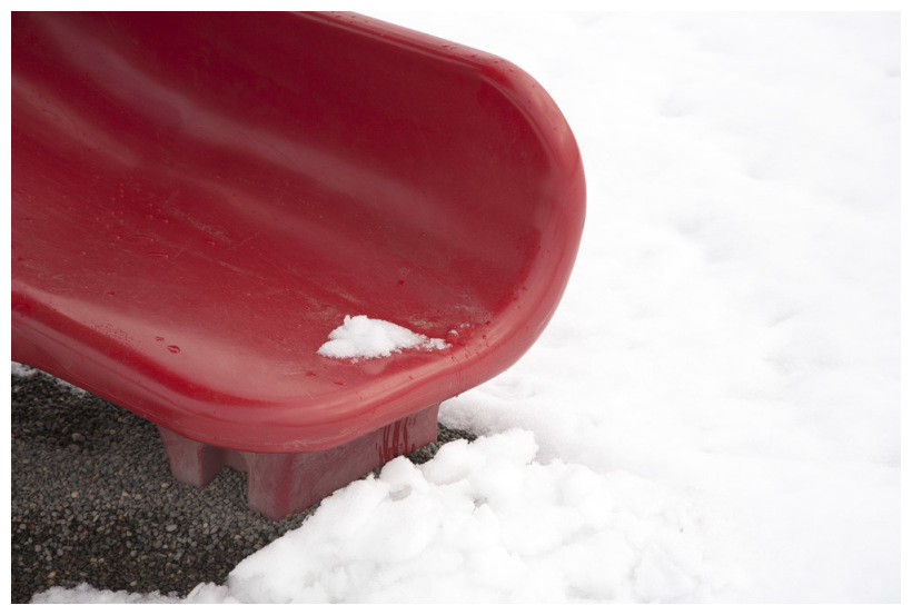 Snow on the Slide