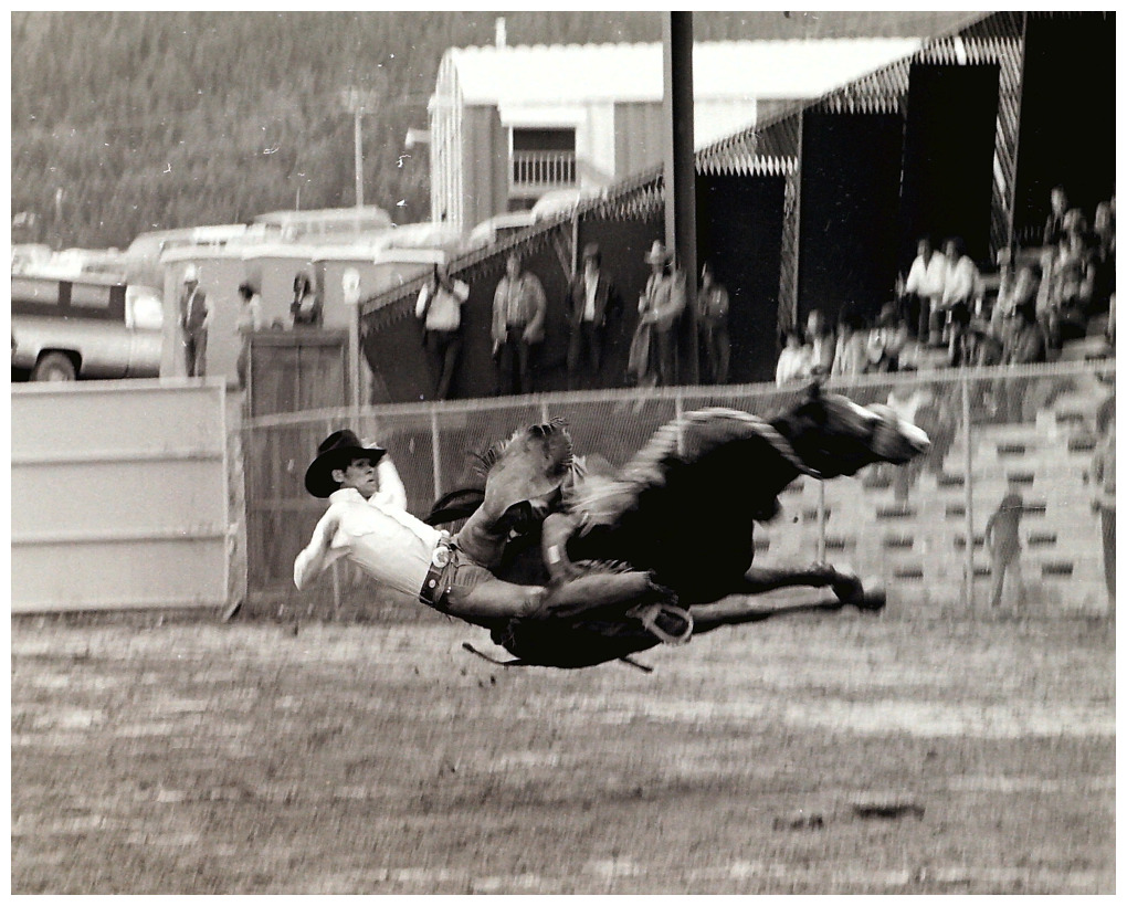 Williams Lake Stampede ( July 1982(