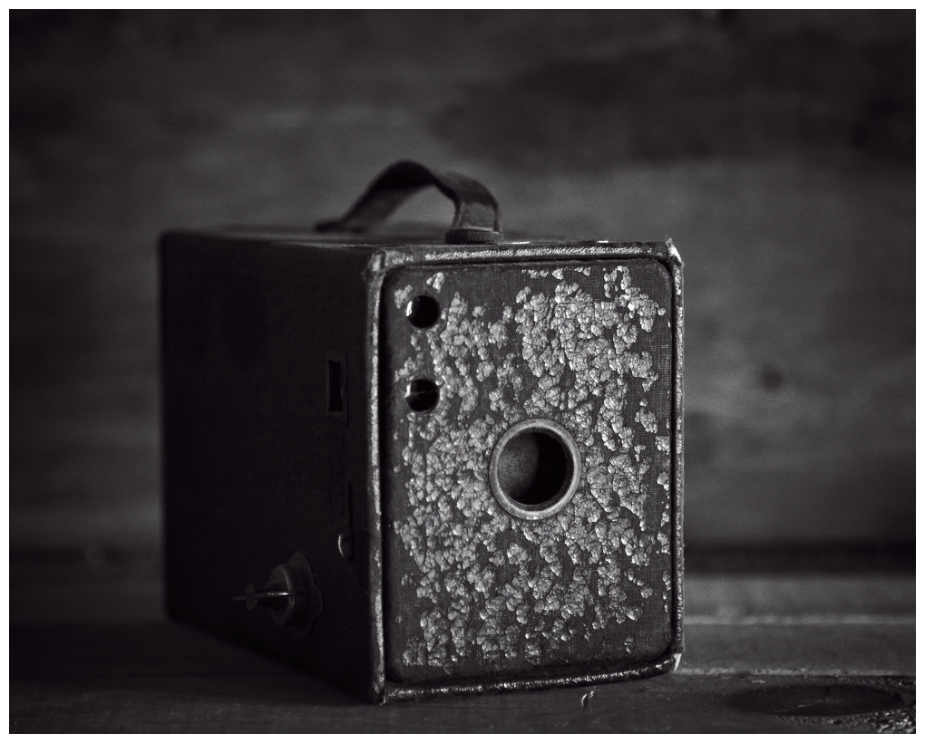 No. 2 Brownie Camera