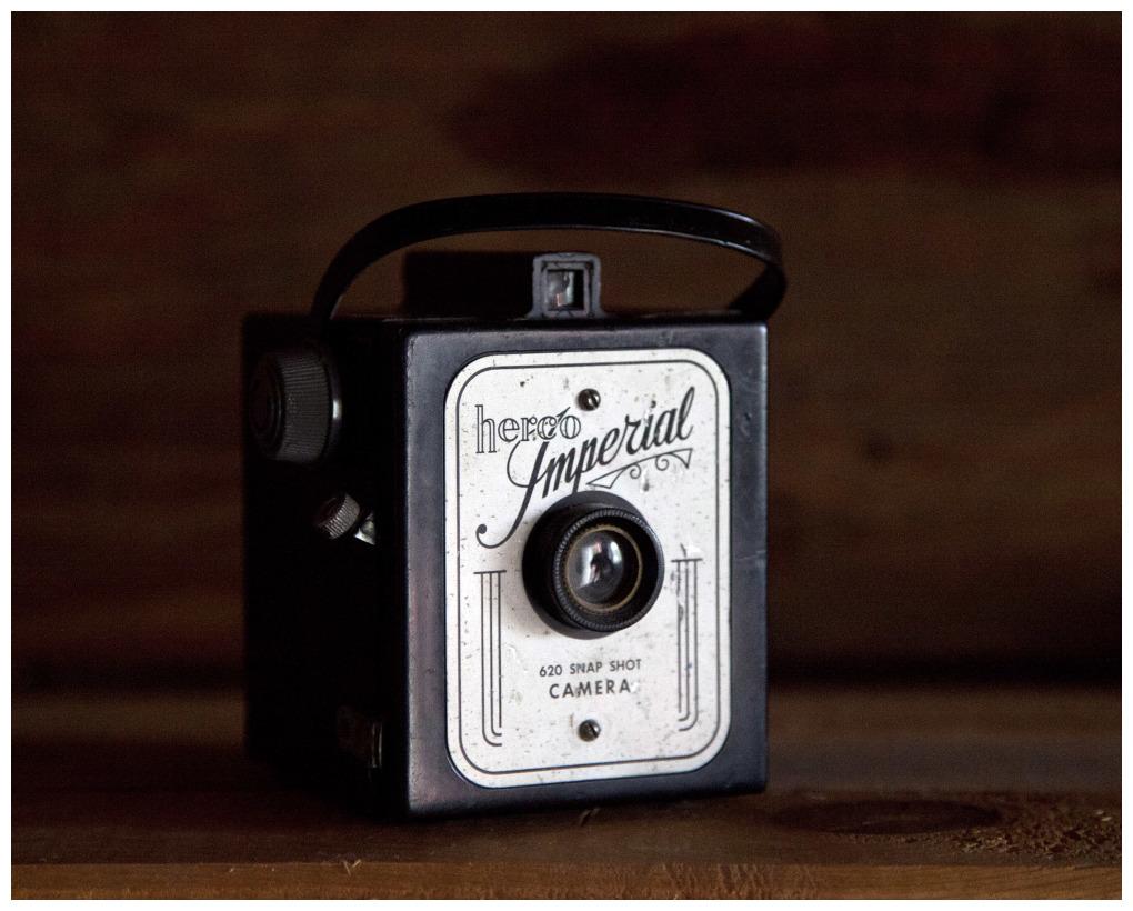 herco Imperial 620 Snap Shot Camera