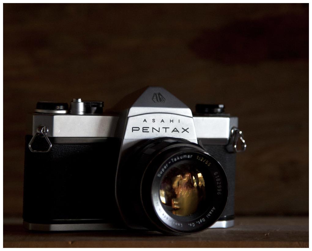 Asahi Pentax Spotmatic SP500