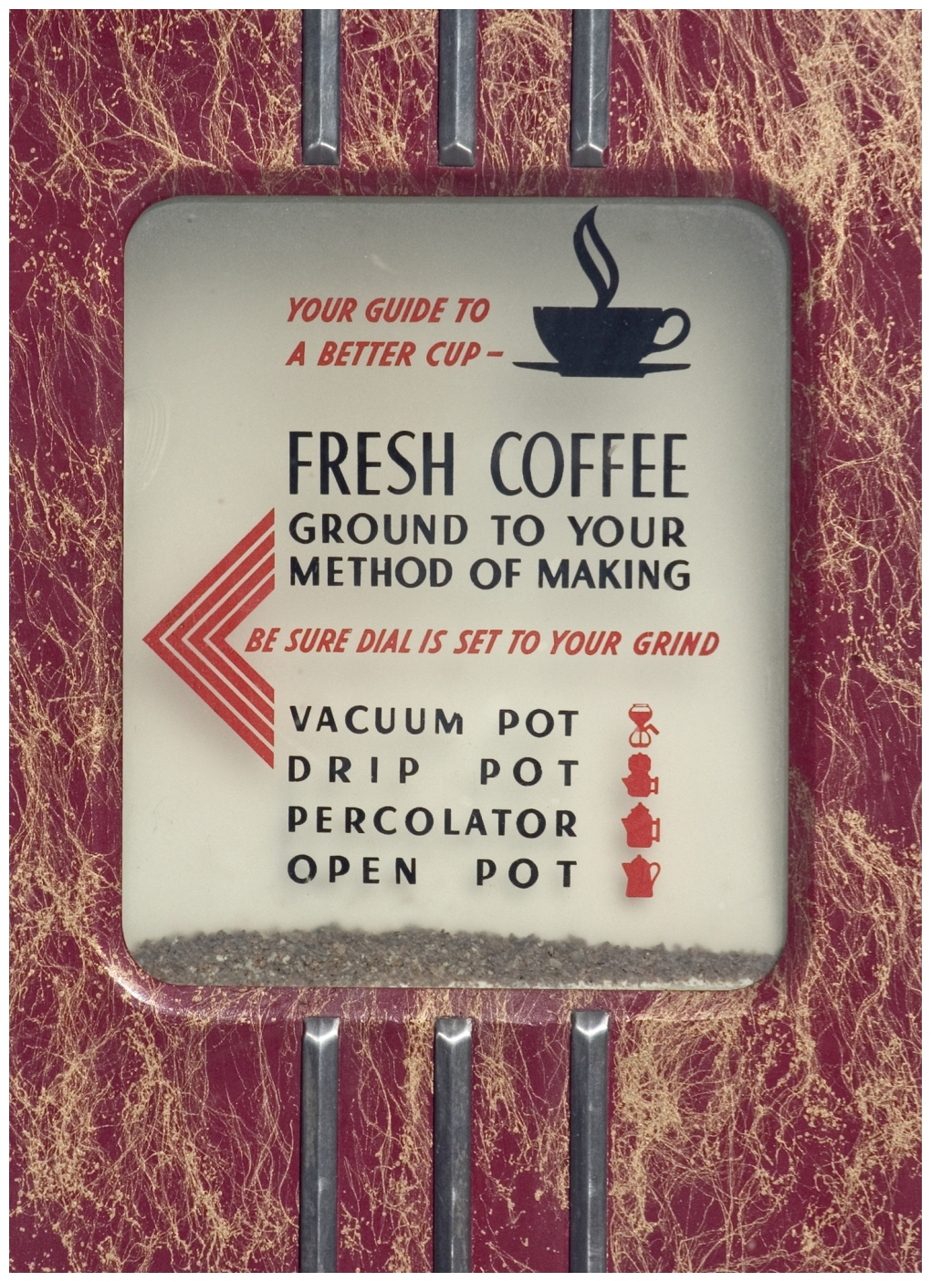 Ready For Coffee?