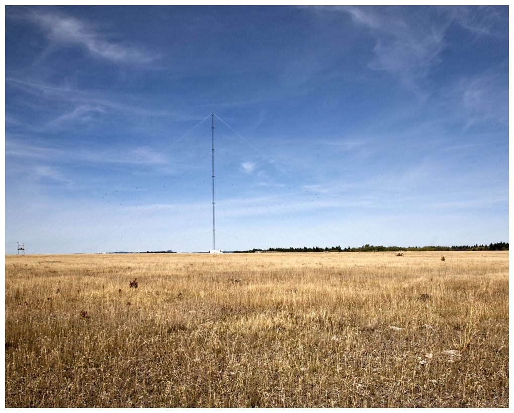 Loran-C Maritime Navigational Tower (Chilcotin)