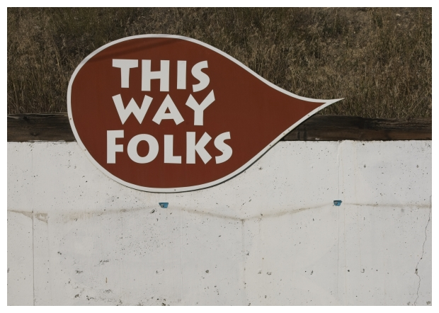 This Way Folks
