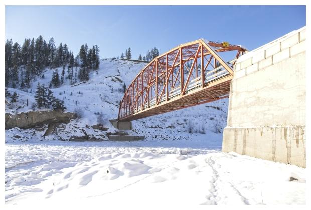 Bridge Over The Ice
