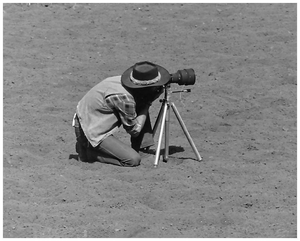 Shooting Williams Lake Stampede (1982)