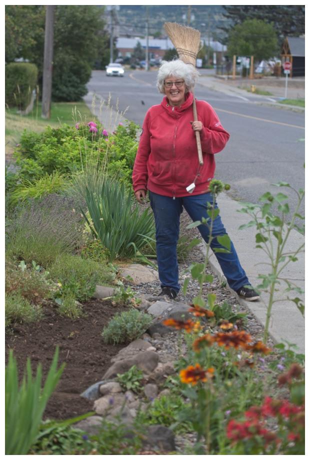 Kim Has Been Renovating The Boulevard Garden